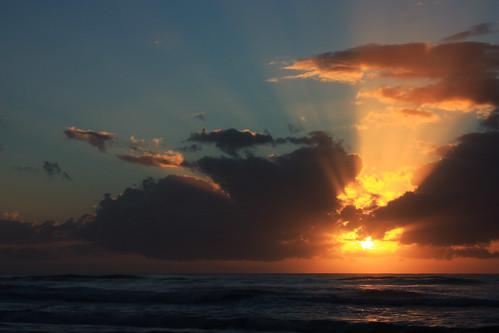 ocean longexposure sunset lake seascape water port sunrise canon landscape photography eos coast photo long exposure north australia explore nsw macquarie mid portmacquarie cathie countrynsw lakecathie akinin