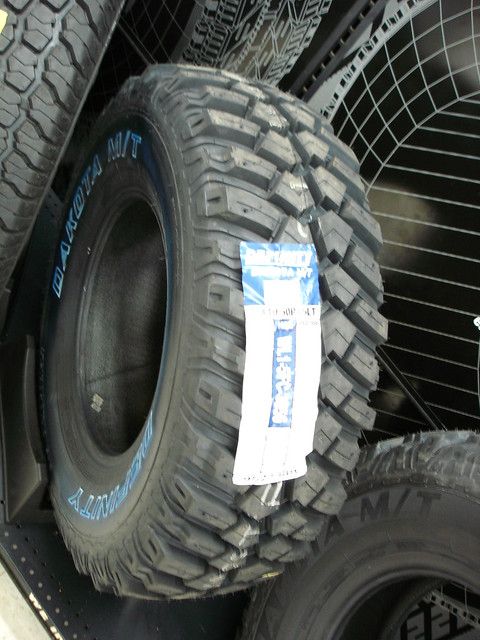 Definity - Dakota A/T Tire Featured Review by bkovacs