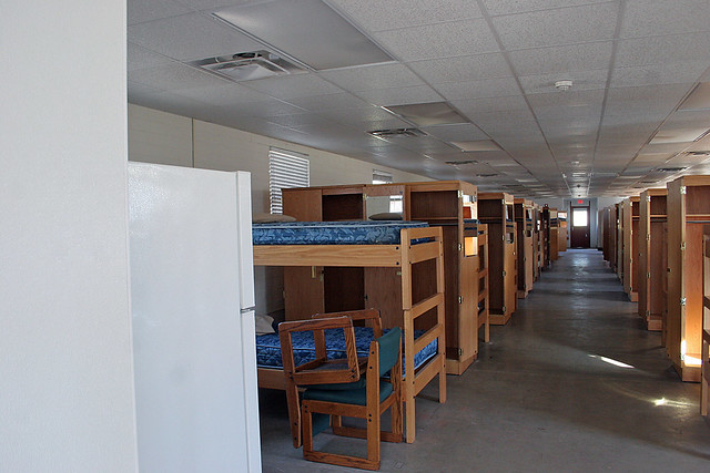 Bunk Beds And Foot Lockers Need Some Advice Looking For Military