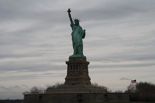 Statue Of Liberty New York