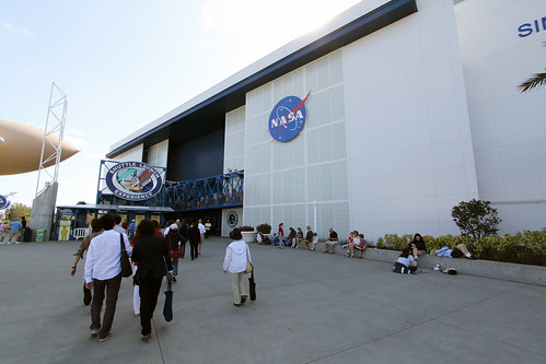 Kennedy Space Center Visitor Complex #001