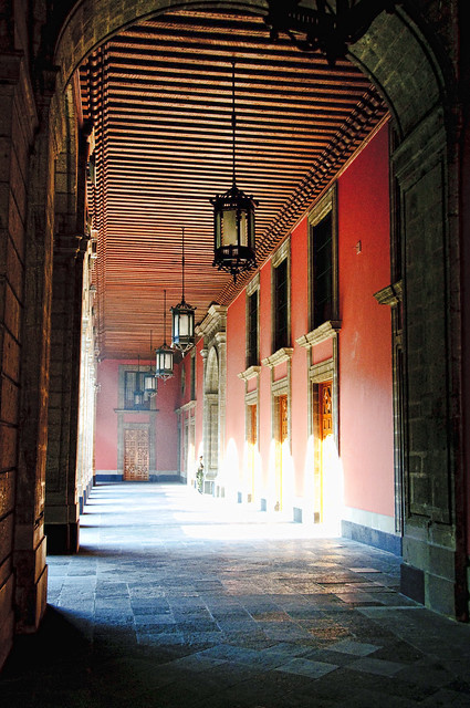 Inside Mexico City S National Palace Flickr Photo Sharing