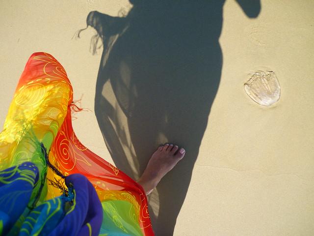 SP: A walk on the beach