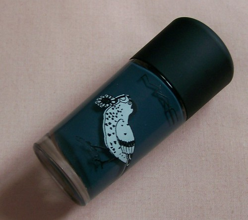 MAC Liberty of London Blue India nail lacquer