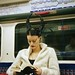 Horned Queen of Darkness on the Underground reads spell for making photographers vanish by deepstoat