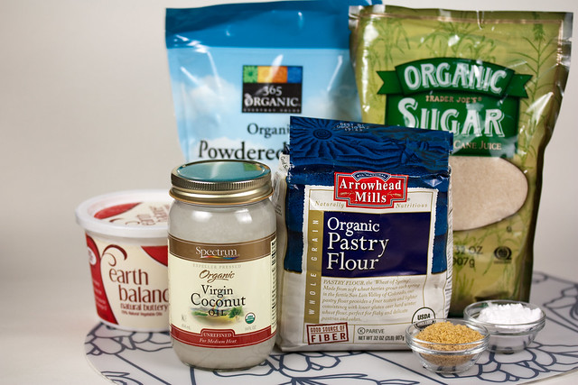 Useful Vegan Baking Ingredients