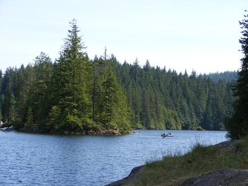 Buntzen Lake - Summmer 09
