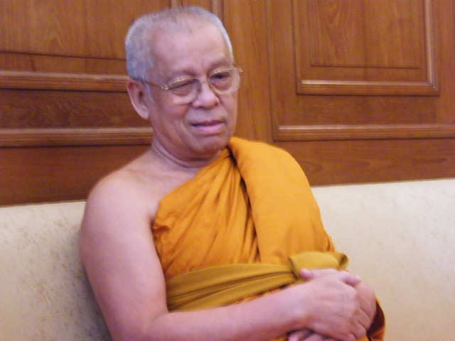 The Venerable Tipitaka Patron from Thailand