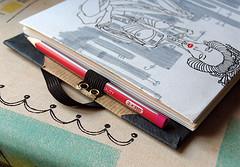 Serch's sketchbook