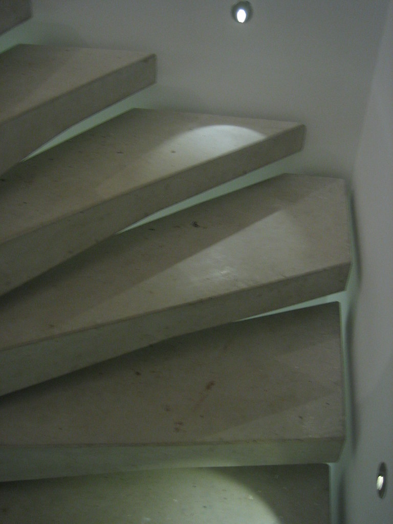 Exquisit Klepfer Naturstein Beste Wahl Treppe Mit Licht