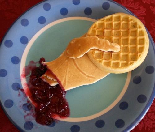 Pancake Art - Neatorama