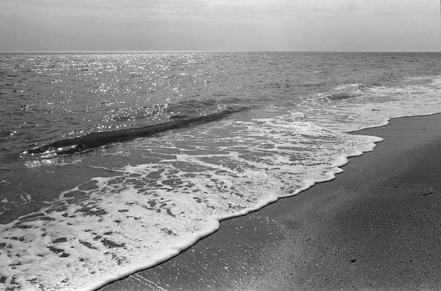 the sea - Aguadulce