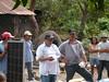 Solar panel instalation training, EL Corozo