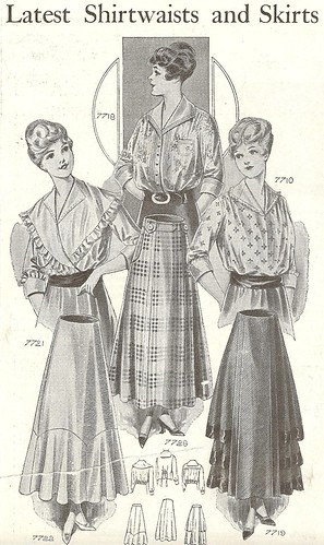 Patterns from 1916