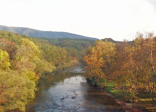 fall virginia rivers amtrakviews