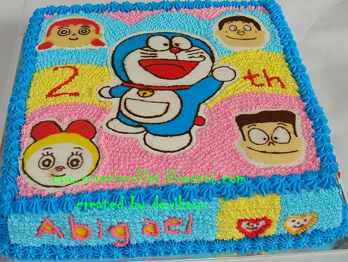 Doraemon Birthday Cake Images : Birthday Cake