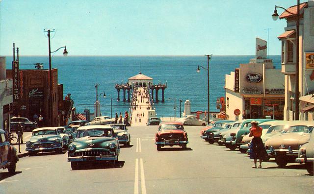 Manhattan Beach, California 1957
