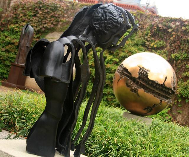 Museo Hirshhorn y Jardín de Esculturas. National Mall. Washington D.C.