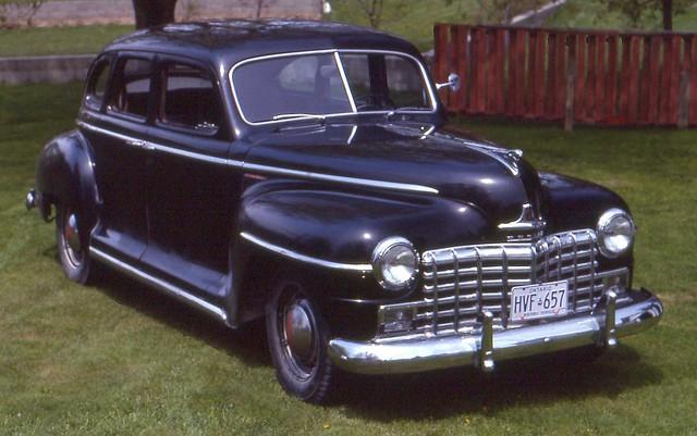 1947 dodge special deluxe 4 door canadian flickr for 1947 dodge 2 door sedan