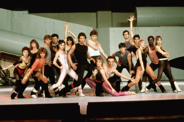 Dancing_Staying Alive