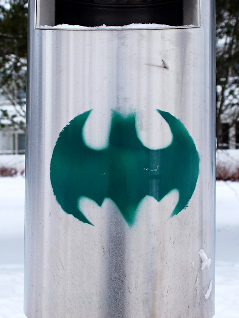 Batman, the Green Crusader