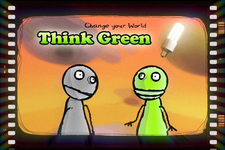 Team 1860 - Think Green - Título by Jader Palma