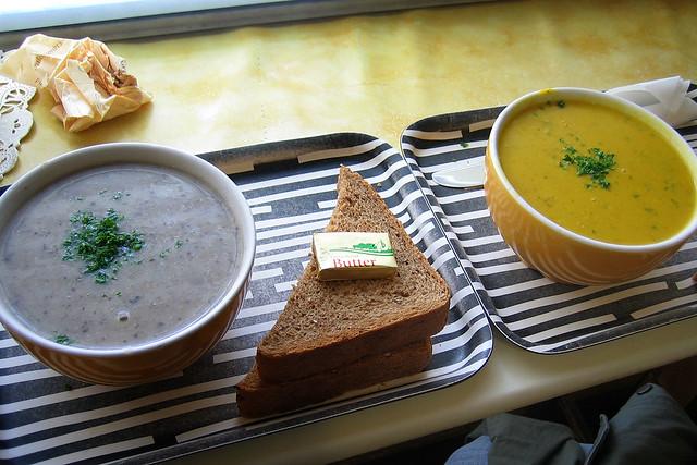 Cambridge Soup