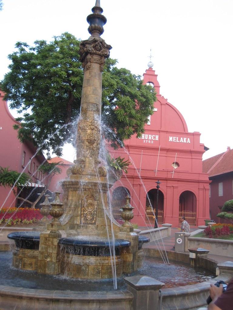 Melaka Fountain