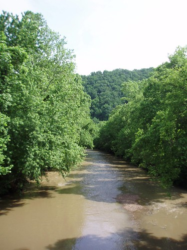 West Virginia: Boone County: Madison: Little Coal River