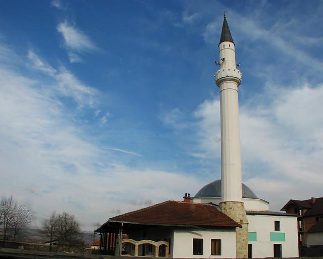 Xhamia e Rogovës së Hasit, Kosovë