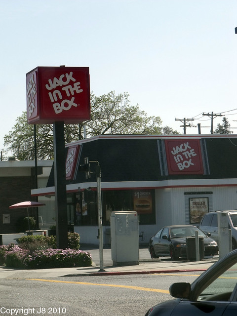 Jack In The Box Downtown Gilroy California Flickr