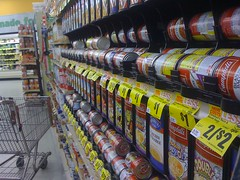 The Soup Aisle in Perspective