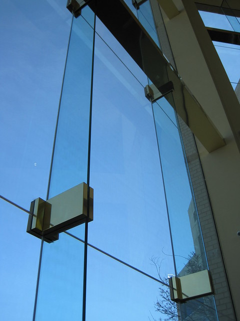reflective glass color technology
