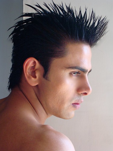 Hair model of the month: AJAY
