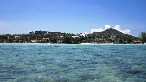 Koh Samui Chaweng Beach North コサムイ チャウエンビーチ 北12