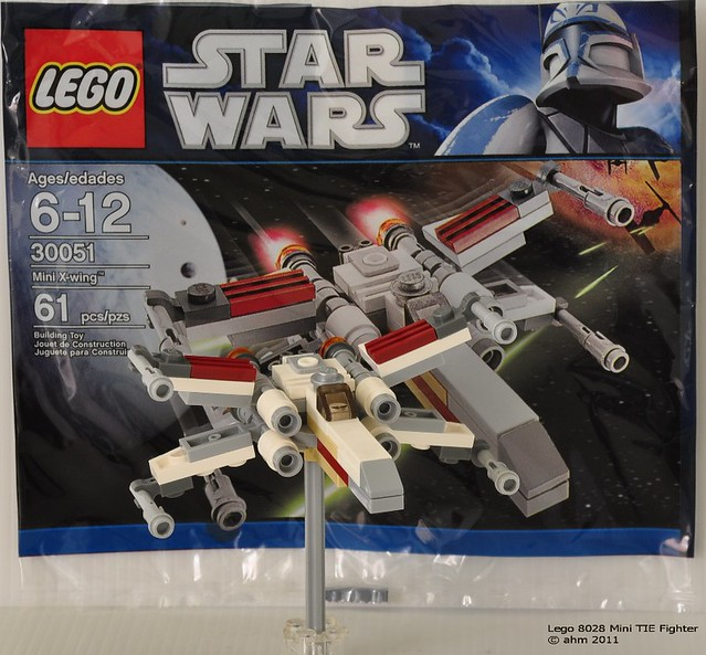 Star Wars Lego 30051 X-Wing Fighter [mini]
