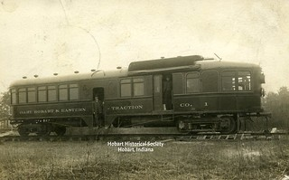 Streetcar ca 1912