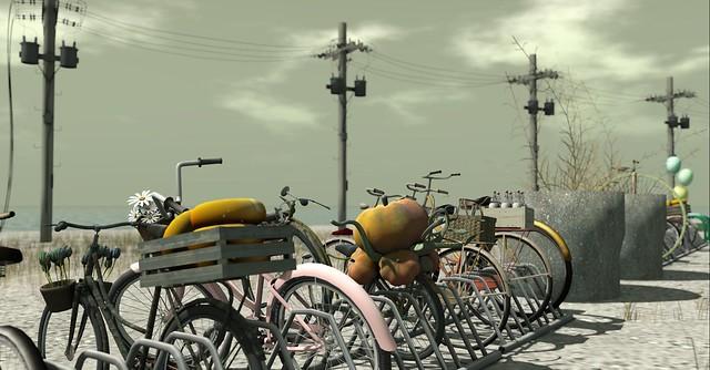 For a ride around Furillen