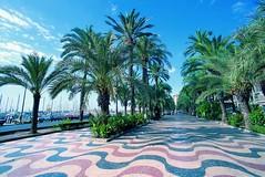 Alicante/Alacant Explanada