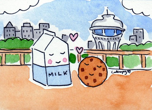 Milk and Cookie in Seattle