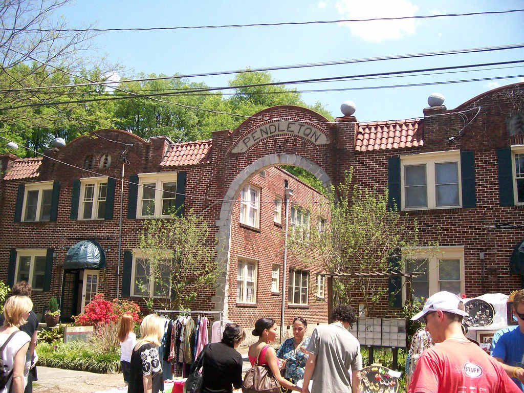 the significance of the 16th street Historic preservation residential districts culver street and the alley north of brill street april 2003 (period of significance: 16th street and randolph road.
