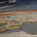 Desert Watercolors - Salar Tour, Bolivia