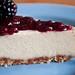 Pretty Raw Vegan Cheesecake by Allyson Kramer