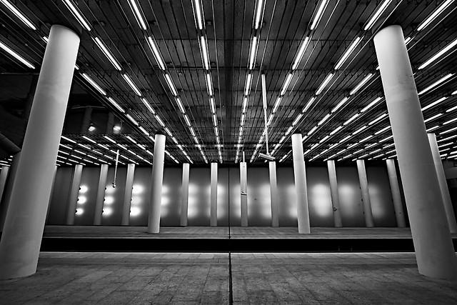 New Subway Station II - Rotterdam