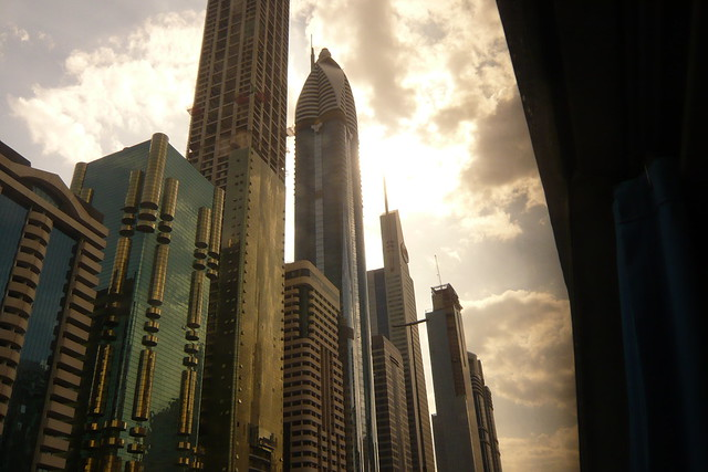Lodging In The Sky: 7 Tallest Hotels Of Dubai