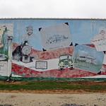 Marlin mural