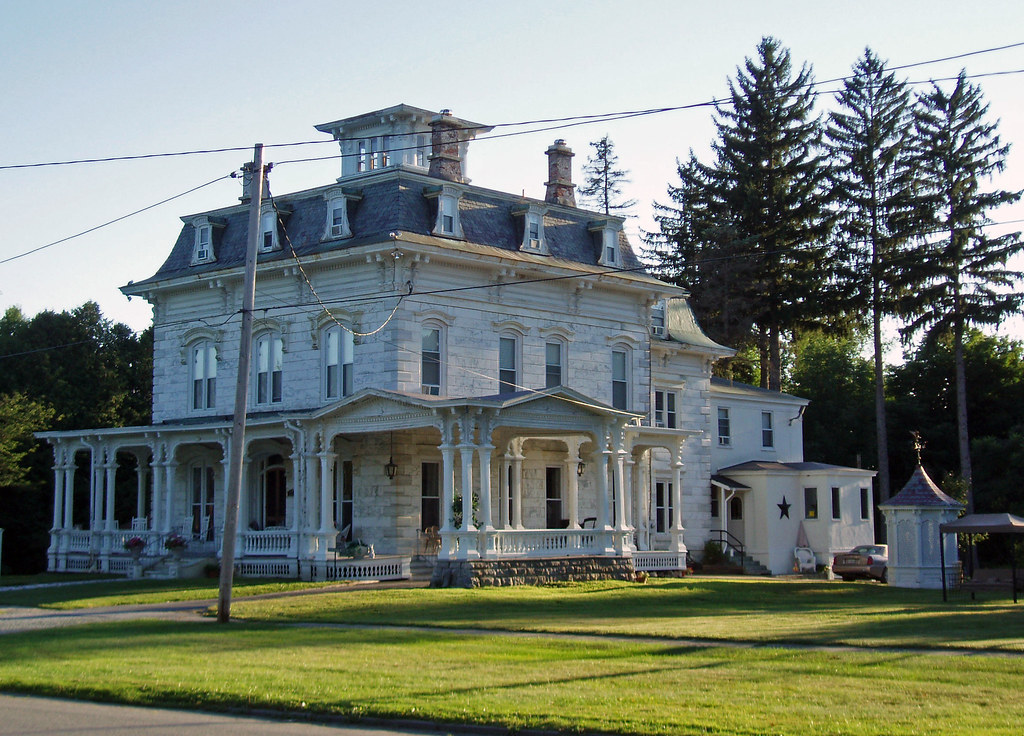 Boardman House Bed And Breakfast Vermont