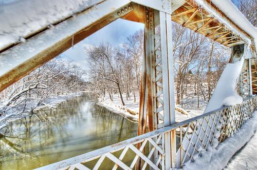 winter ohio snow nikon raw nef hdr cs4 photomatixpro d3s starkcountyohio nikkor1424