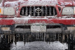 Photograph: Icy Truck