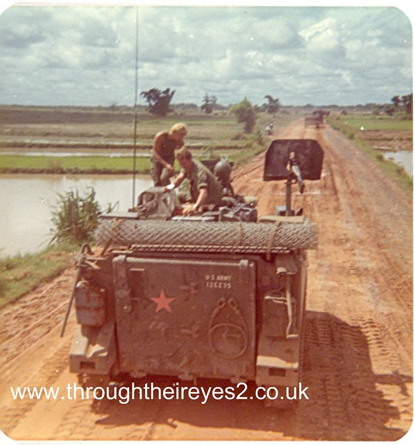 Vietnam war photo album